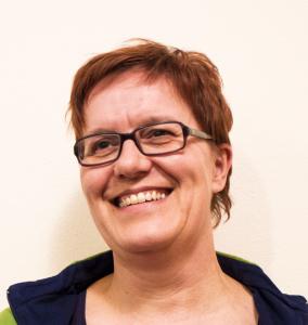 """Christiane Moser: """"Ich engagiere mich beim AK Weltkirche, weil ich denke, dass wir als Pfarrgemeinde nicht für uns alleine sein können, sondern Teil einer globalen Kirche sind."""""""